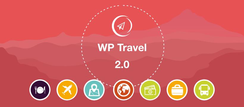 WP Travel 2.0