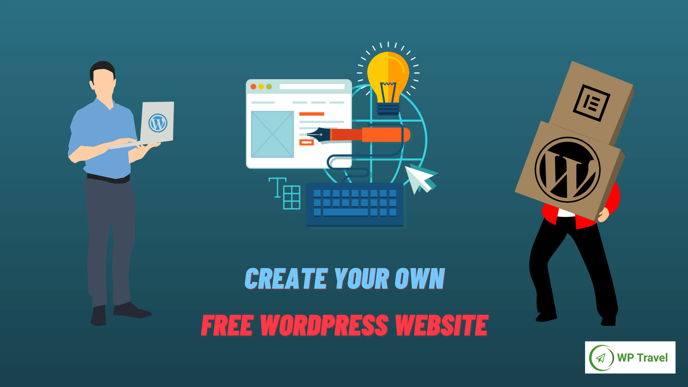 How to make a free WordPress website in 7 easy steps