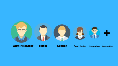 WordPress custom user roles