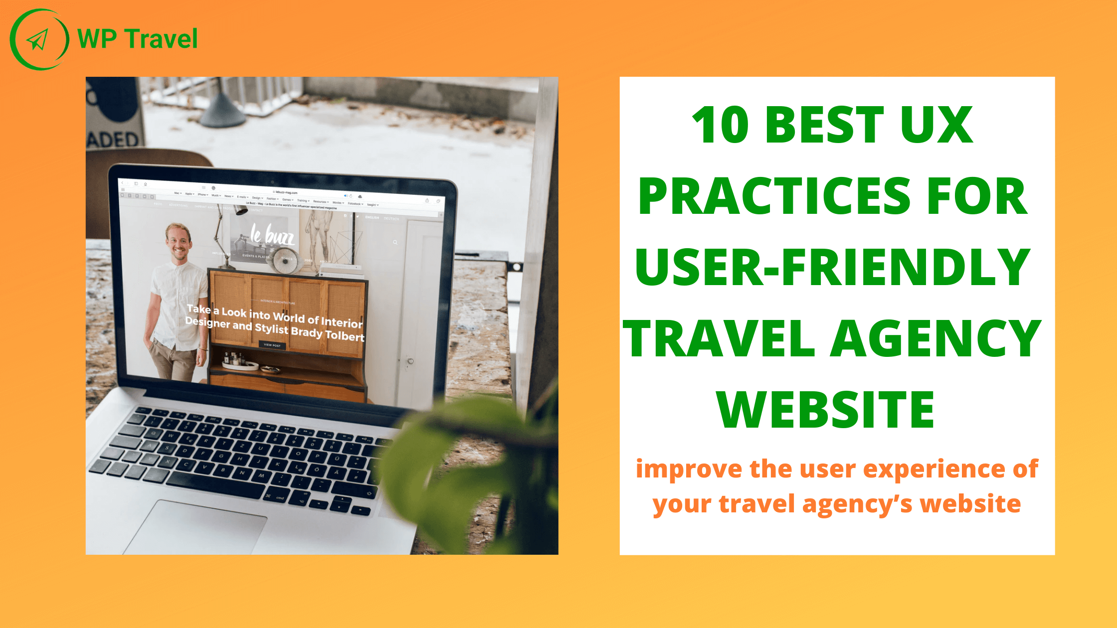 10 Best UX Practices for User Friendly Travel Agency Website